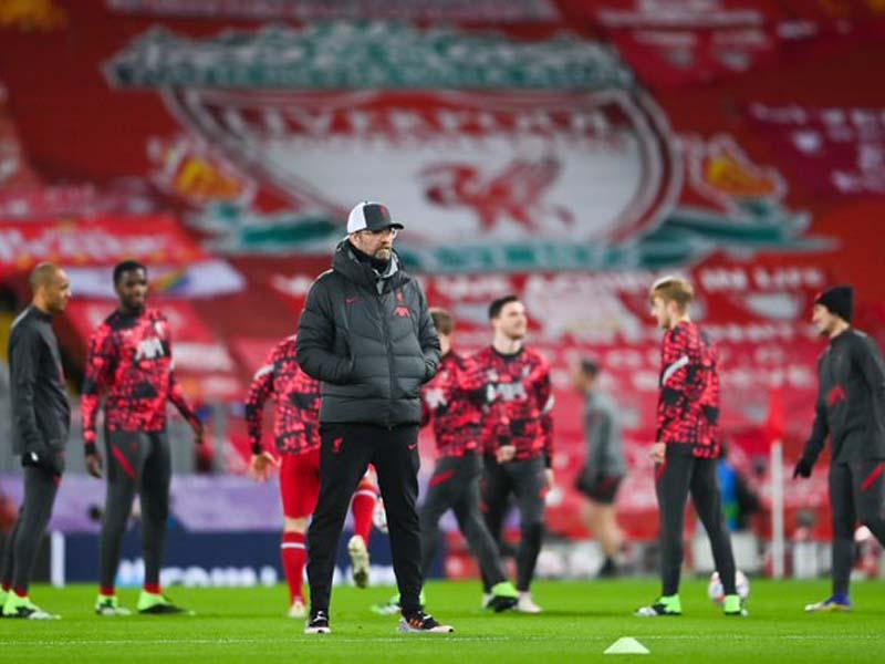 Liverpool vs Atalanta 0-2 Bertabur Rekor Buruk Memalukan