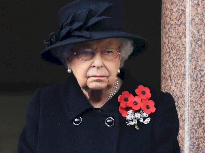 Pangeran Philip Wafat Ratu Elizabeth akan Berbusana Hitam 8 Hari
