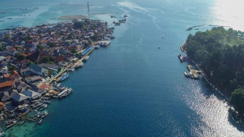 Guys Wajah Pulau Panggang Bakal Disulap Bagai Malioboro Yogya