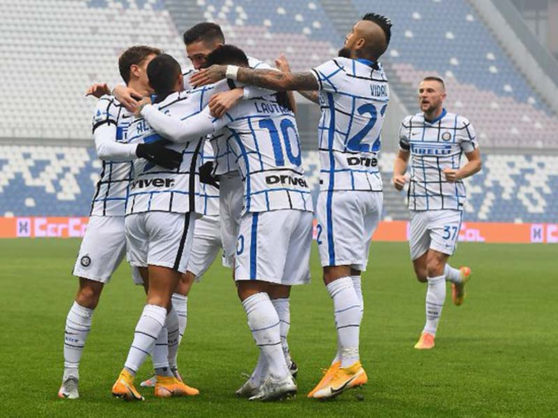 Sassuolo vs Inter 0-3Yes Yes Yes Muach
