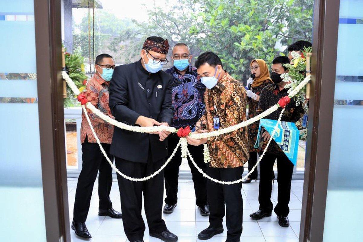 Tempati Kantor Baru Satgas LPDB-KUMKM Jabar Makin All Out