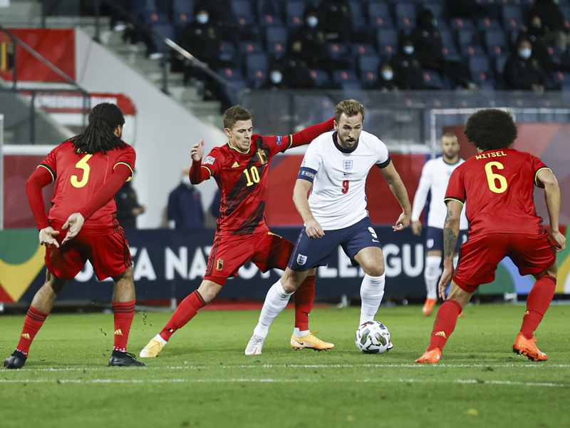 Hasil UEFA Nations League 2020 Inggris Menangis Italia Perkasa