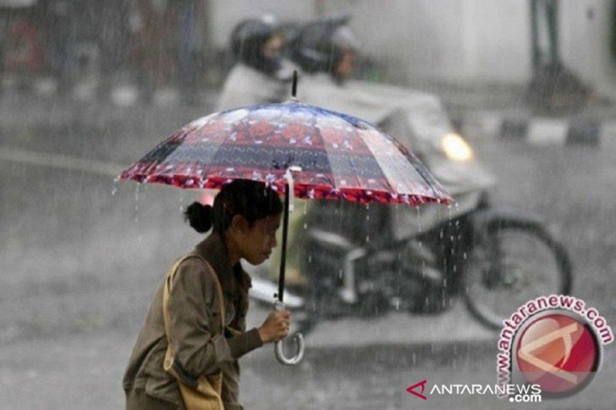 Peringatan Dari BMKG Wilayah Ini Berpotensi Terjadi Hujan Lebat