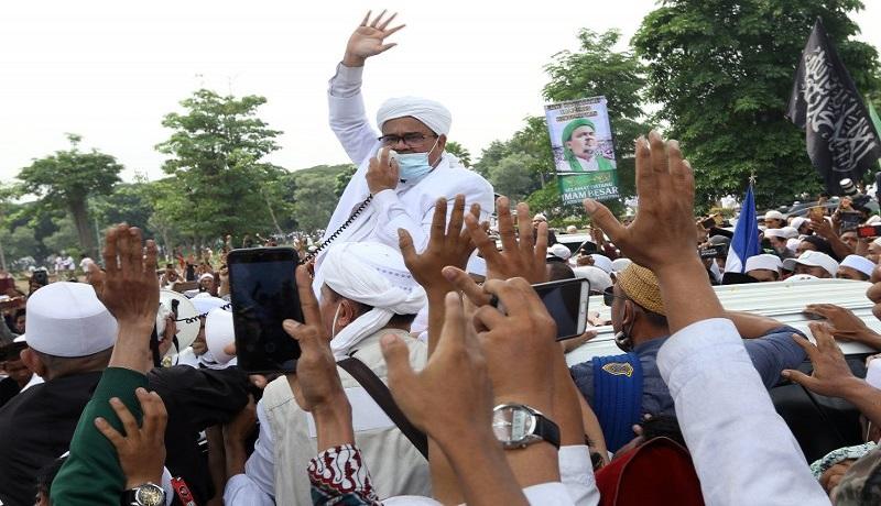 Habib Rizieq Shihab Ternyata Seorang NU Tulen