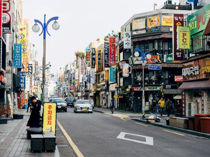 Korea Selatan Sedang Dalam Gelombang Keempat Virus Corona