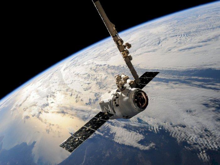 Menghilang Selama 9 Tahun Satelit Telkom-3 Jatuh ke Bumi