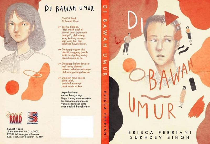 Novel Di Bawah Umur Kisah Manis Pahit Cinta Remaja
