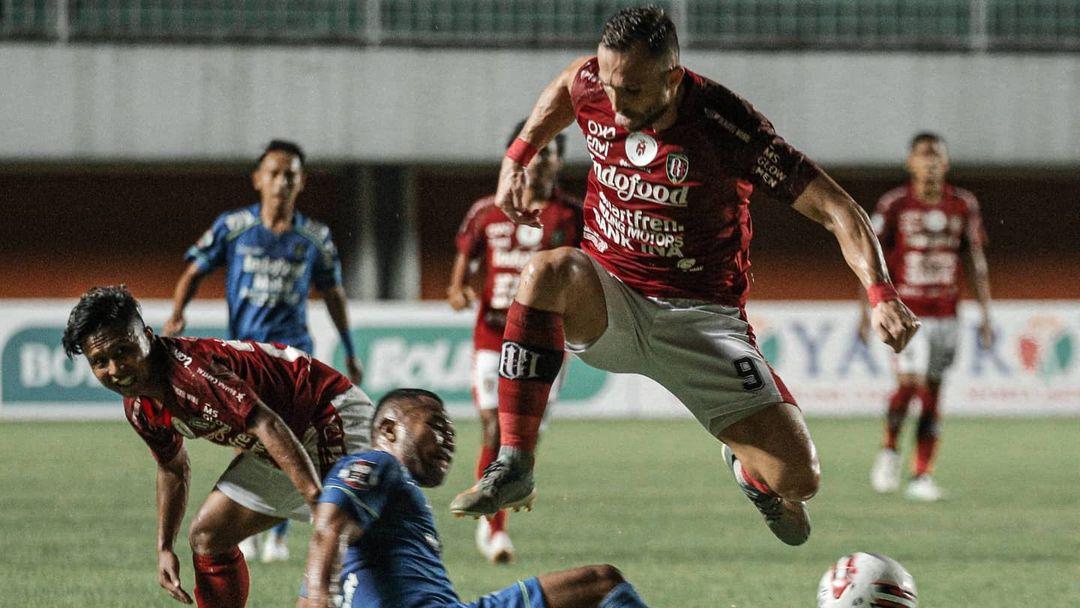 Hasil Pertandingan Piala Menpora Persib vs Bali United Dramatis