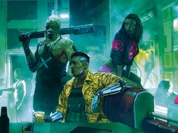CDPR Multiplayer di Cyberpunk 2077 Lebih dari Sekedar Mode Biasa