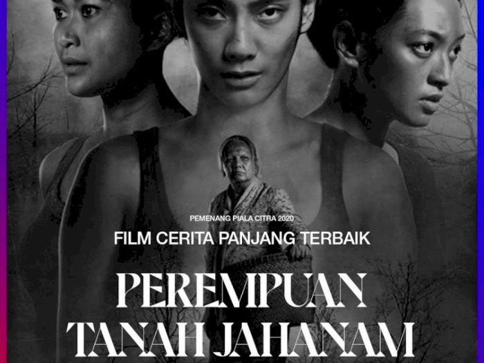 Perempuan Tanah Jahanam039 Film Horor Indonesia Pertama yang Raih Piala Citra di FFI 2020