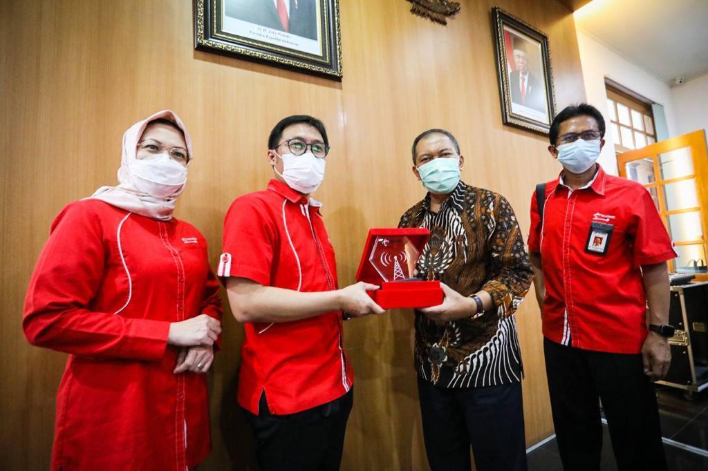 Telkomsel Siapkan Penyelenggaraan Teknologi Baru di Kota Bandung
