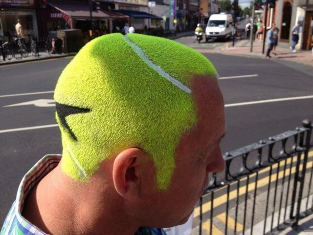 Kwikku, Bola Tenis