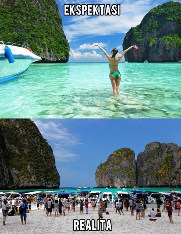 Kwikku, Kepulauan Phi Phi  Thailand