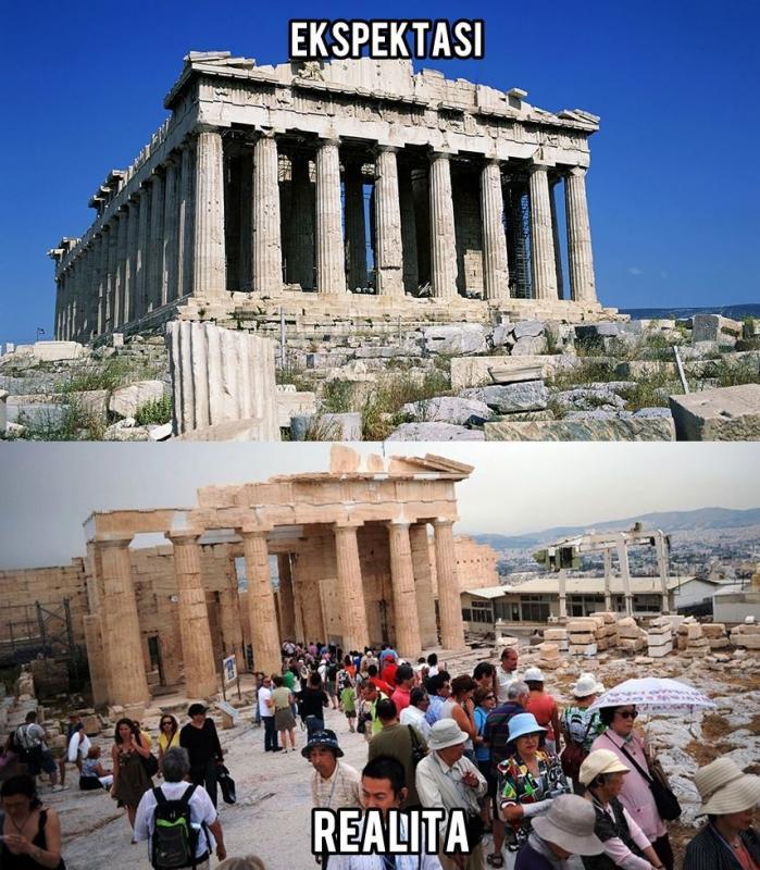 Kwikku, Acropolis  Yunani