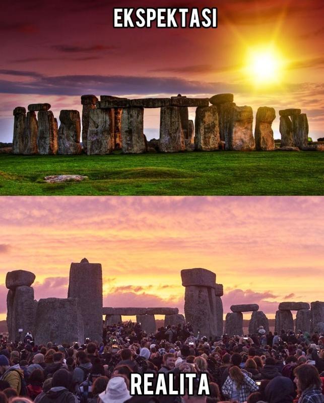 Kwikku, Stonehenge