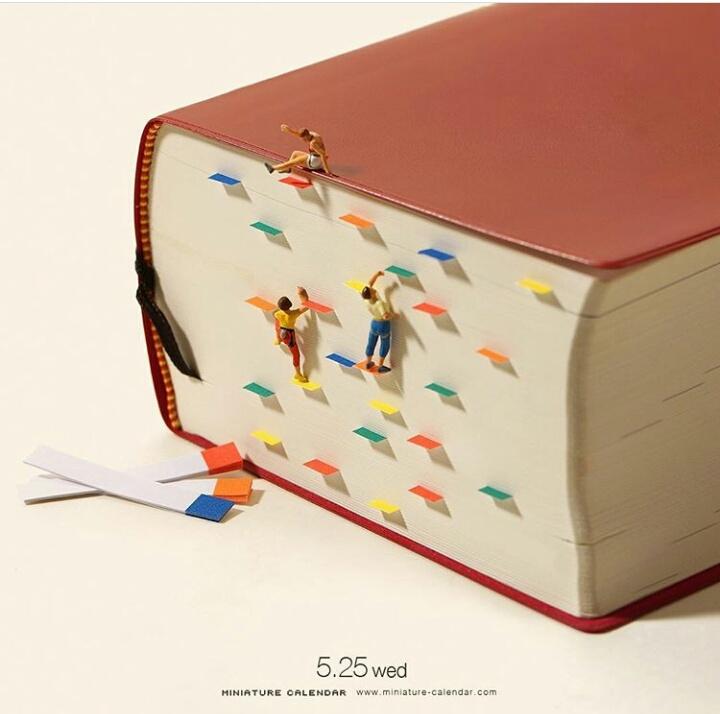 Kwikku, Buku menjadi Panjat Tebing