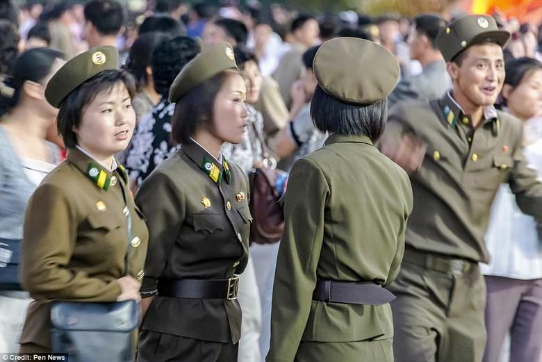 Kwikku, Para Tentara Wanita Korea Utara