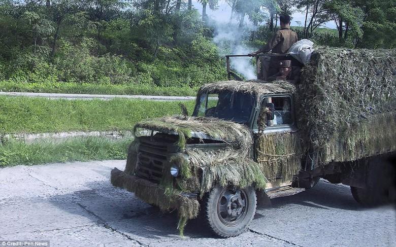 Kwikku, Mobil Truk jadul