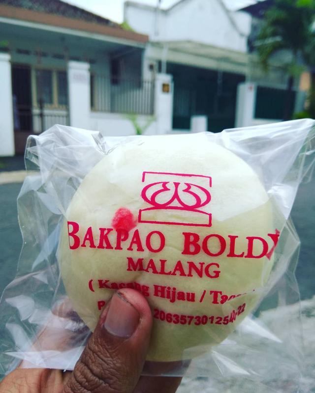 Kwikku, Bakpao Boldy