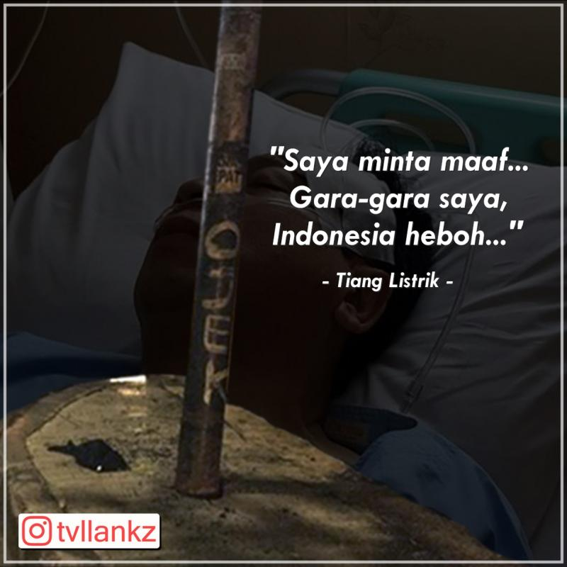 Kwikku, Tiang Listrik Tidak Bermaksud Membuat Heboh Indonesia Tiang Listrik Bukanlah Sosok Yang Mengejar Popularitas dengan Skandal