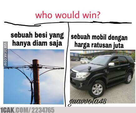 Kwikku, Siapakah Pemenang Sejati
