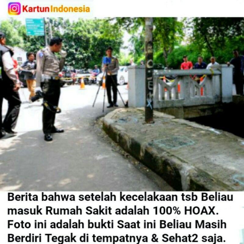 Kwikku, Berita Hoax Mengenai Tiang Listrik Masih Simpang Siur