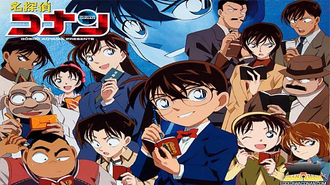 Kwikku, Detective Conan  episode