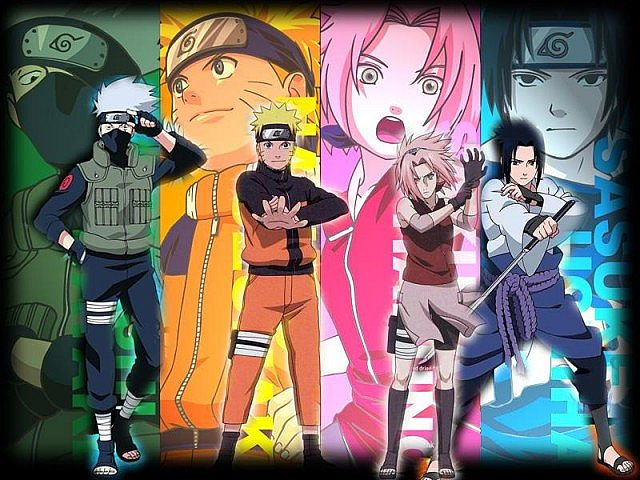 Kwikku, Naruto  episode