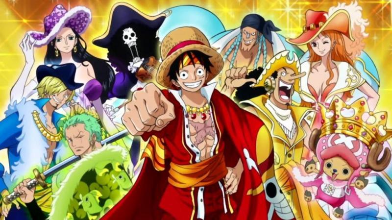 Kwikku, One Piece  episode