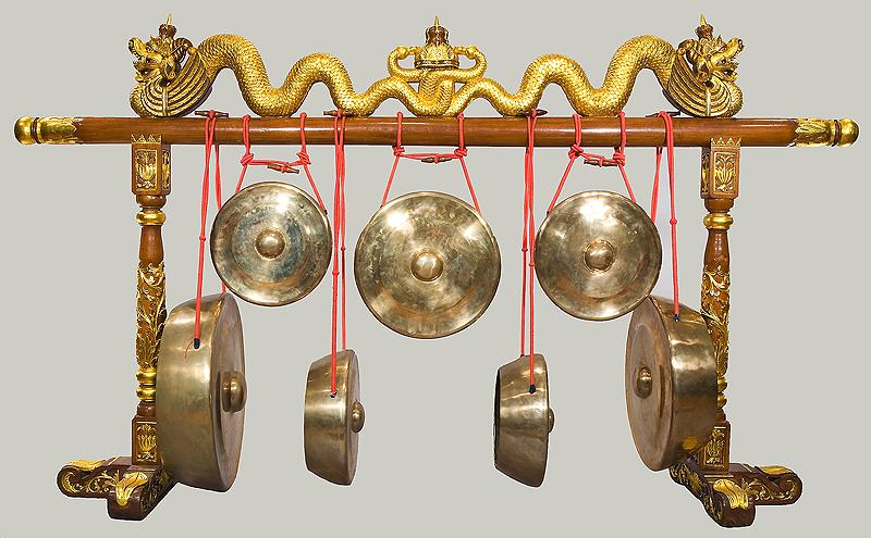 Kwikku, Gong Jawa Tengah