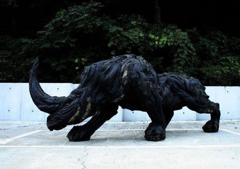 Kwikku, Rhino Versi Fantasy Beast