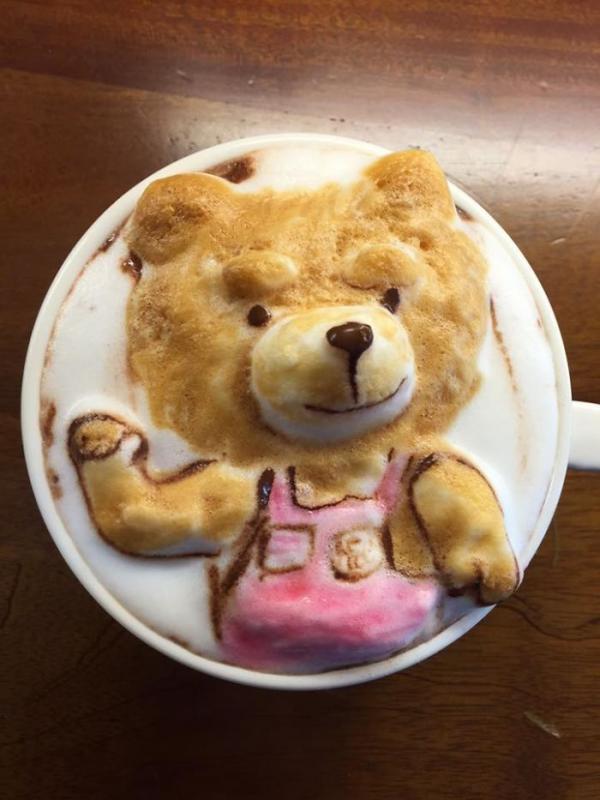 Kwikku, Hallo Teddy Bear