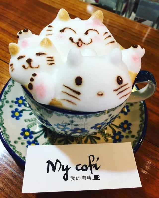 Kwikku, Yakin mau merusak kebahagiaan keluarga kucing ini