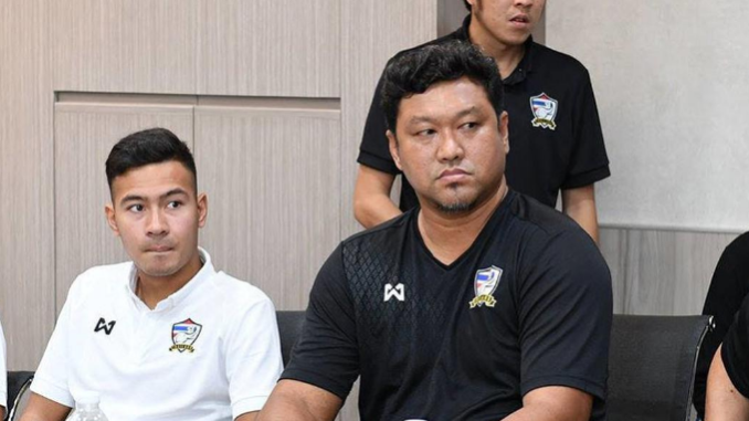 Kwikku, Pelatih Worrawoot Srimakha Siap Lawan Timnas Indonesia