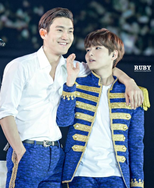 Kwikku, Super Junior  Ryeo Wook