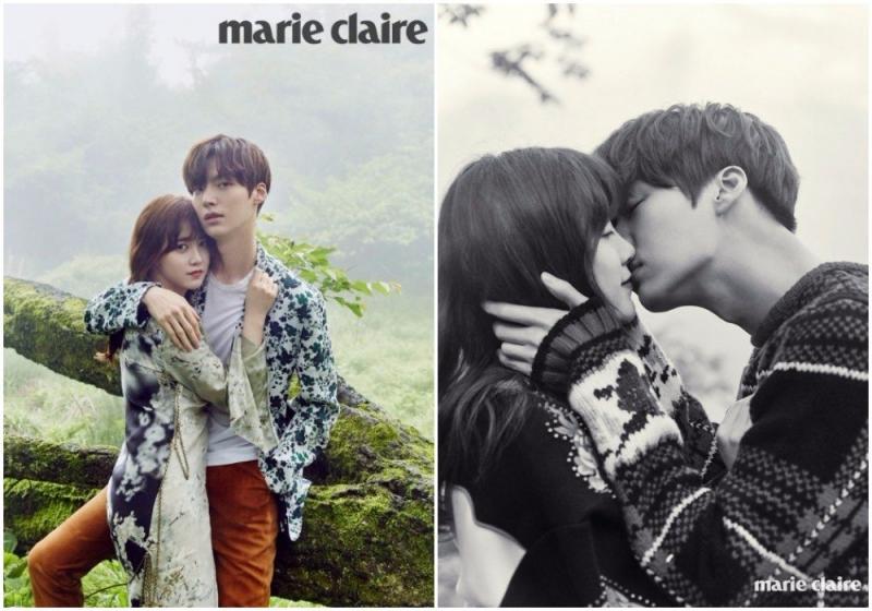 Kwikku, Ahn Jae Hyun dan Go Hye Sun