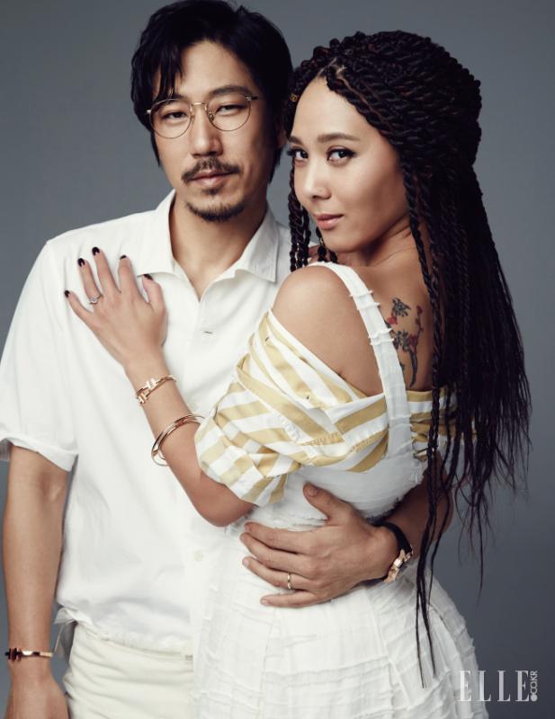 Kwikku, Tiger JK dan Yoon Mi Rae