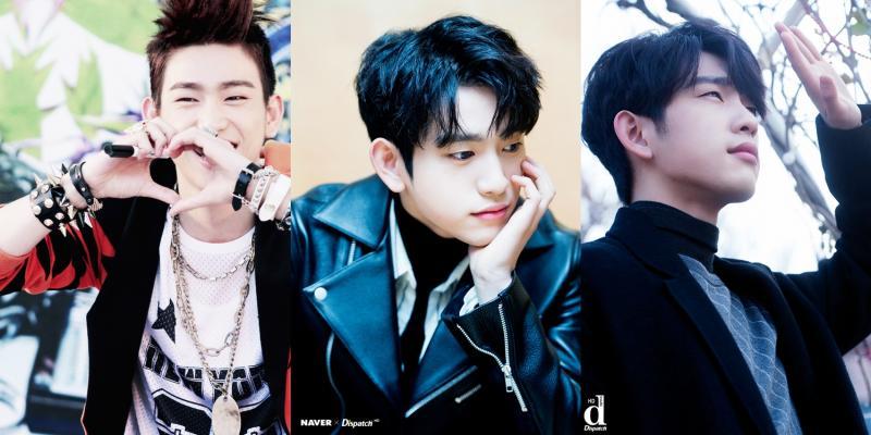 Kwikku, Jin Young  GOT