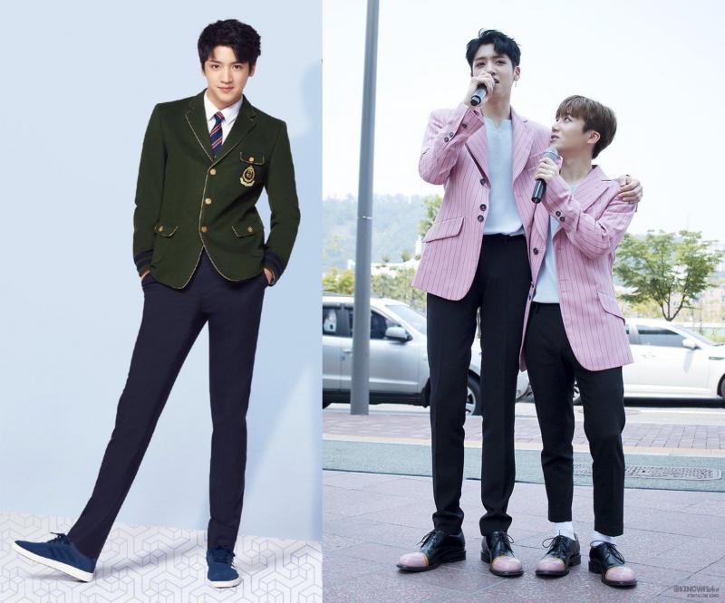Kwikku, Woo Seok  PENTAGON