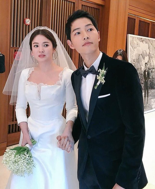 Kwikku, Song Hye Kyo amp Song Joong Ki