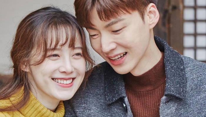 Kwikku, Goo Hye Sun amp Ahn Jae Hyun