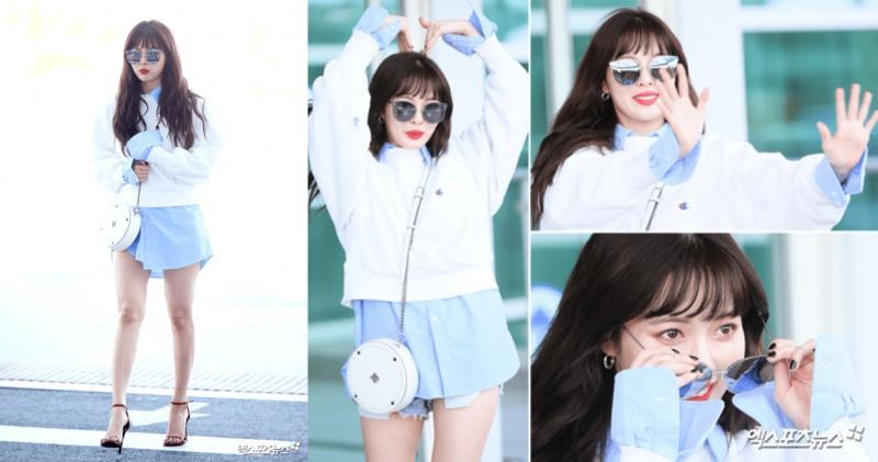 Kwikku, Hyuna seperti boneka
