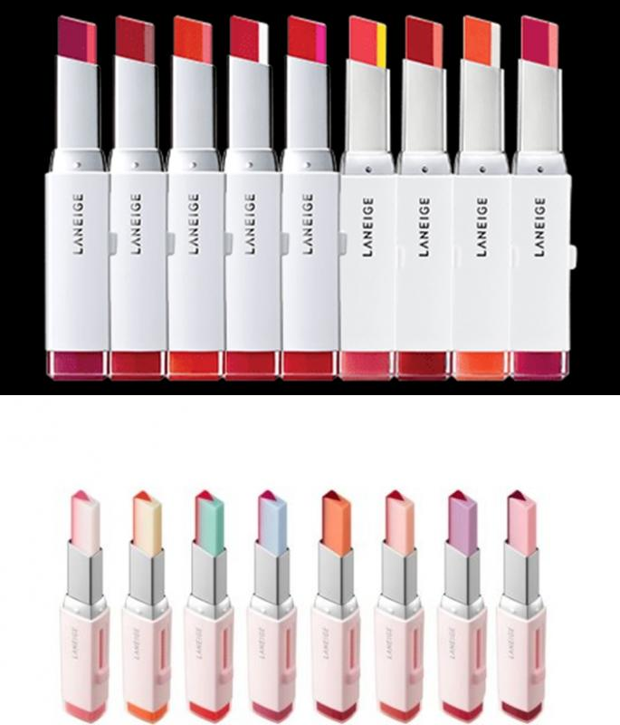 Kwikku, Laneige Two Toned Lipstick