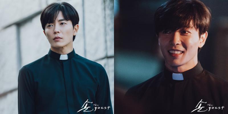 Kwikku, Kim Jae Woo sebagai Choi YoonMateo Hand The Guest