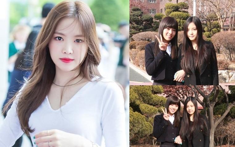 Kwikku, Son Na Eun Apink