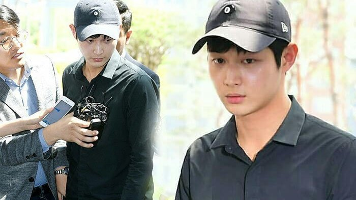 Kwikku, Kasus pelecehan seksual oleh aktor Lee Seo Won