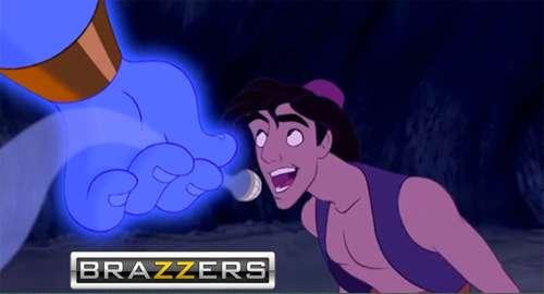 Kwikku, Aladin dan Si Jin