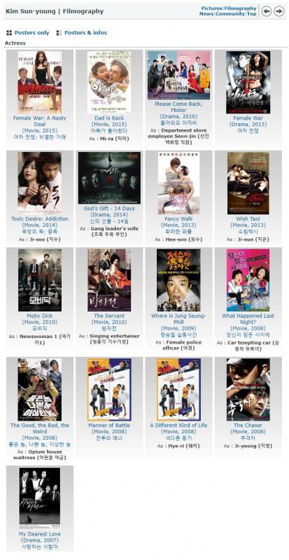 Kwikku, Beberapa Film Hot Tante Yang Lainnya