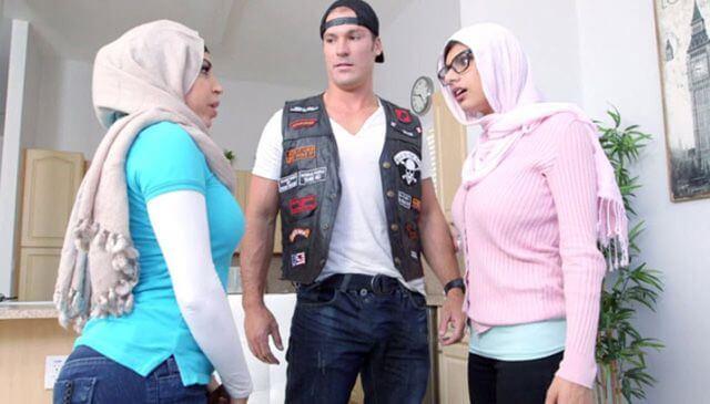 Kwikku, Skandal Video Mia Hijab Mia Khalifa