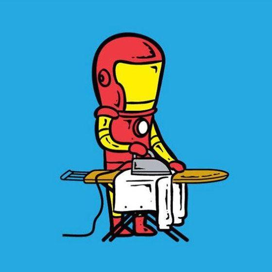 Kwikku, Ironman